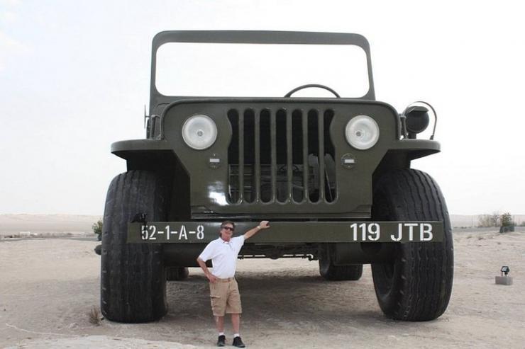 Największy jeep na świecie 4