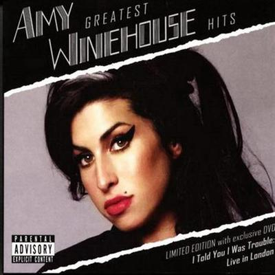 Amy Winehouse - Greatest Hits (2012).Mp3 - 320Kbps