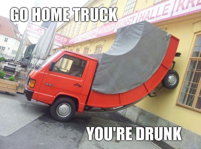 Wracaj do domu, jesteś pijany 14