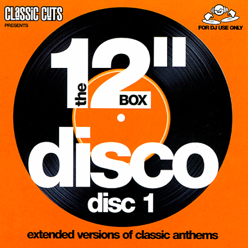 Mastermix Classic Cuts presents - The 12 Inch Box Disco 4CD (2005)
