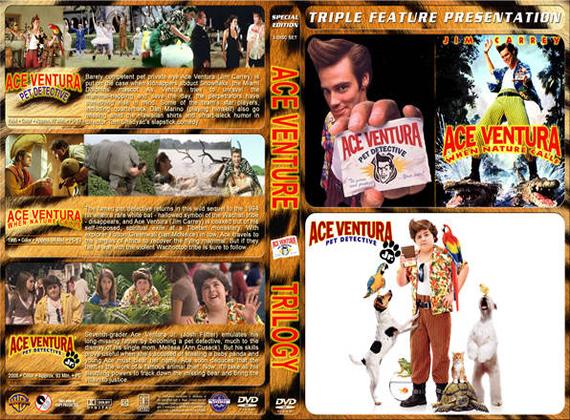 Budala Dedektif 1-2-3 (Boxset - Türkçe Dublaj) DVDRip XviD - Full