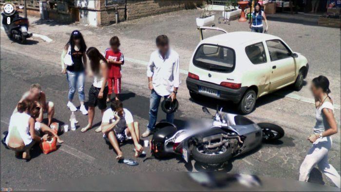 Nietypowe zdjęcia z Google Street View 28