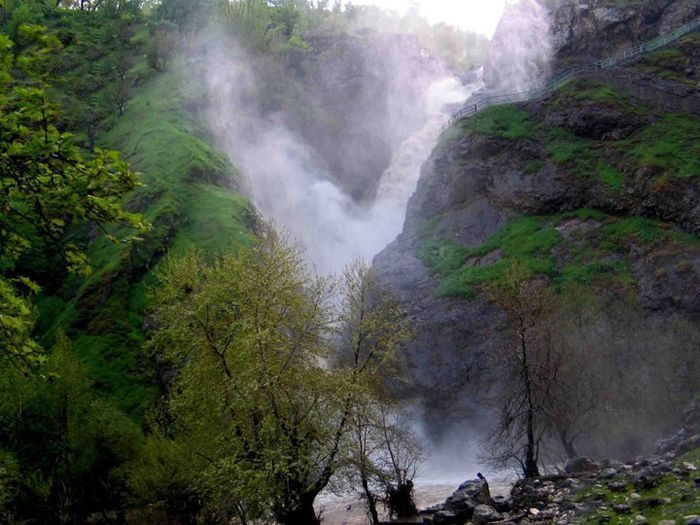 Piękne krajobrazy z Iranu 20