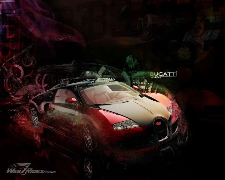 Bugatti 16.4 Veyron 6