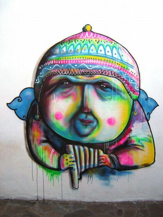 Sztuka graffiti 49