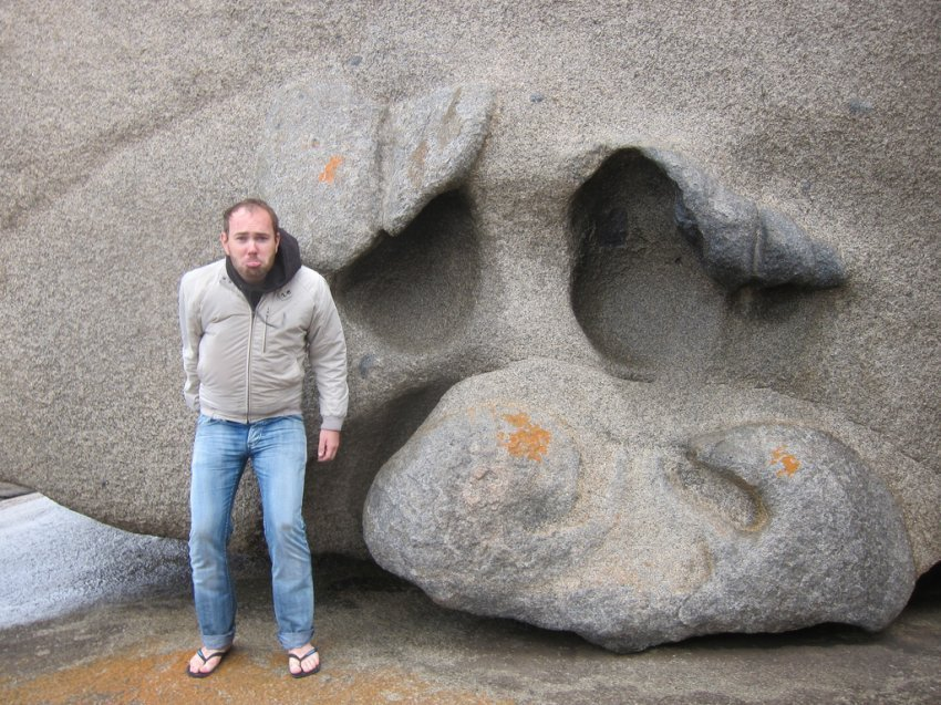 Remarkable Rocks 9