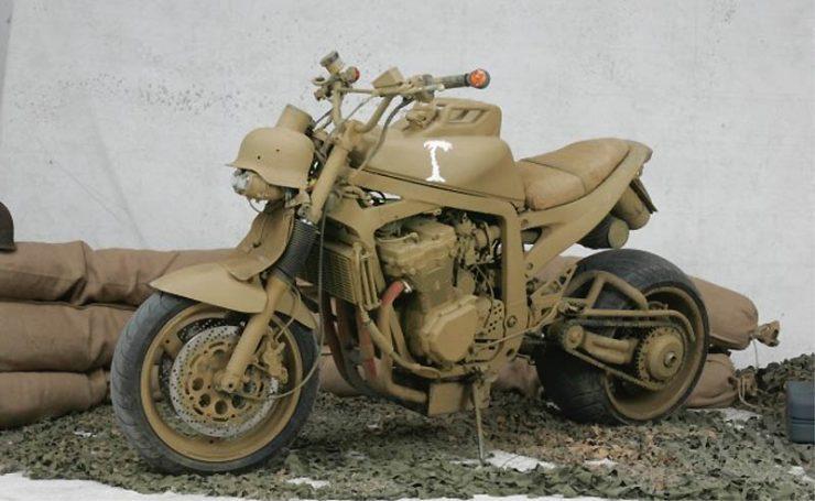 Nietypowe motocykle 5