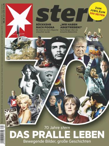 Der Stern Magazin No 39 vom 20 September 2018