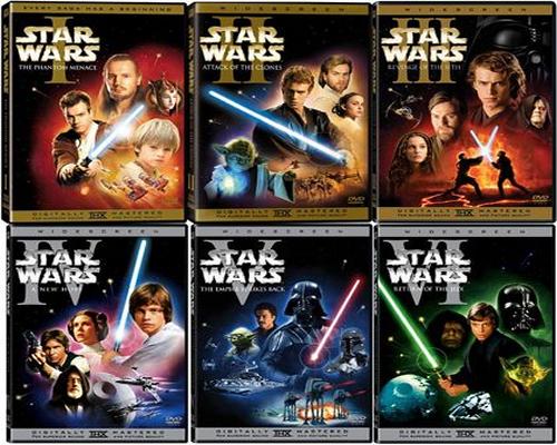 Yıldız Savaşları 4-5-6 (Boxset - Türkçe Dublaj) BRRip XviD - Full