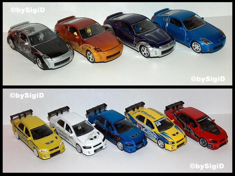 L/F Joyride Fast and Furious Tokyo Drift Cars - HobbyTalk
