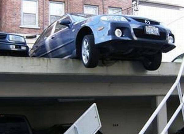 FAIL: parkowanie 5