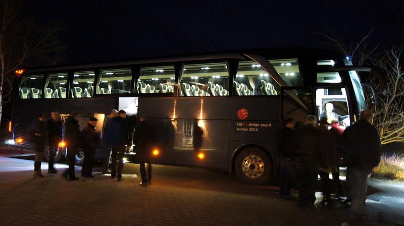 1.Tag Hotel nach Wiesenburg