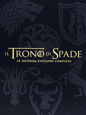 Il Trono Di Spade - Stagione 02 [5 dvd Completa] (2013).Dvd9 Copia 1:1 - ITA