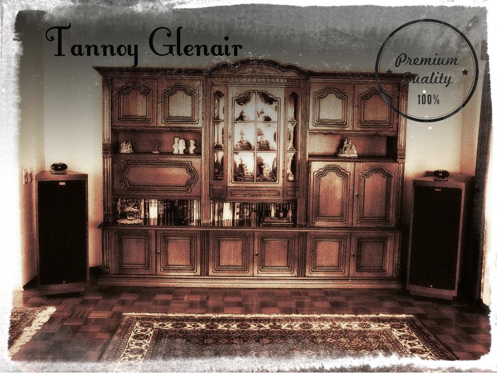 Meine ankunft: tannoy glenair [archiv] seite 5 open end music
