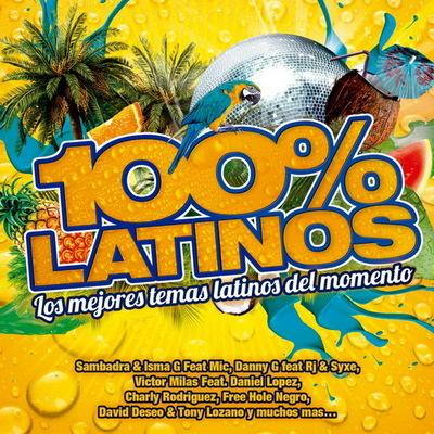 VA - 100% Latinos (2014) .mp3 - 320kbps