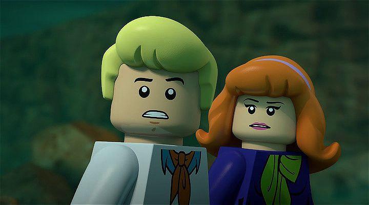 Lego Scooby-Doo!: Perili Hollywood Ekran Görüntüsü 2