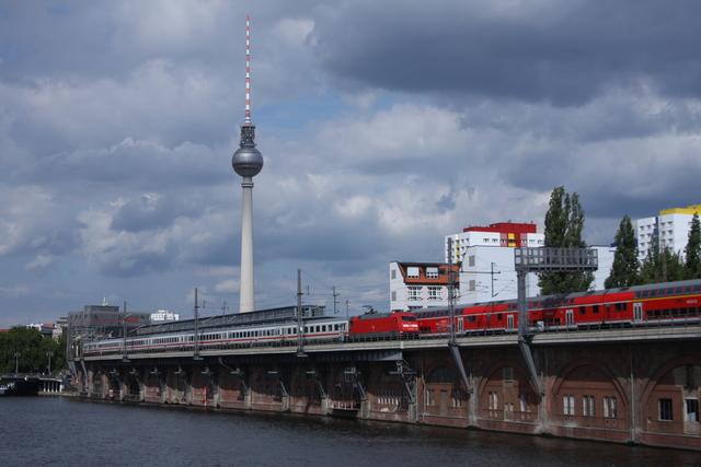 101 006-9 Berlin Michealsbrücke