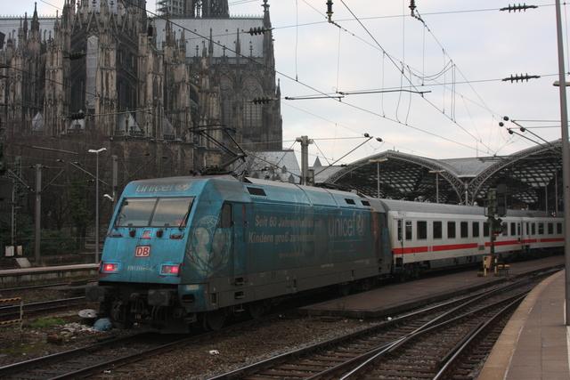 101 016-4 Köln Hbf