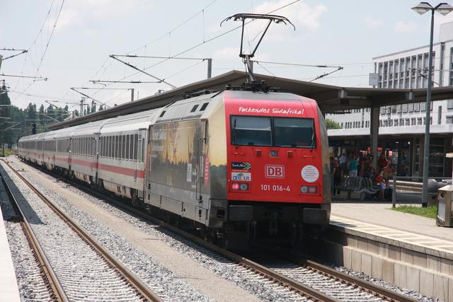 101 016-4 München Ostbahnhof