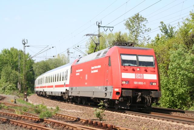 101 032-1 Wunstorf West