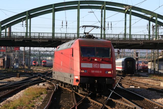 101 033-9 Wien Westbahnhof