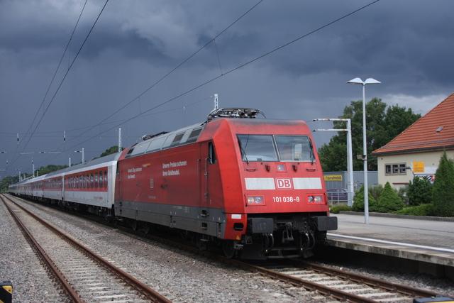 101 038-8 Ostssebad Binz