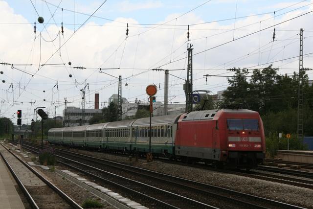 101 053-7 München Heimeranplatz