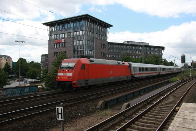 101 055-2 Hamburg Holstenstraße