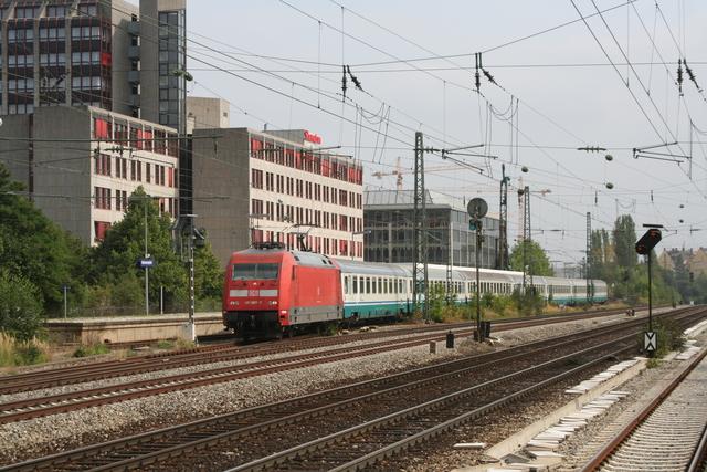 101 067-7 139 312-3 München Heimeranplatz