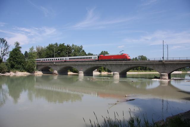 101 085-9 Salzburg Saalachbrücke
