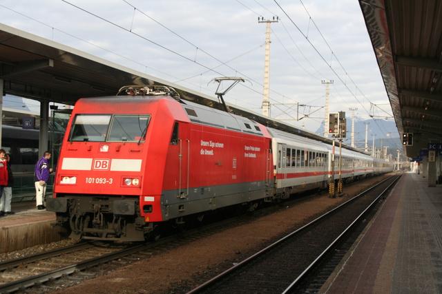 101 093-3 Wörgl Hbf