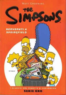 I Classici del Fumetto di Repubblica - Serie Oro N.49 - The Simpsons: Benvenuti a Springfield (2005)