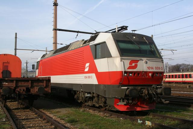 1014 009-3 BW Wien Südbahnhof