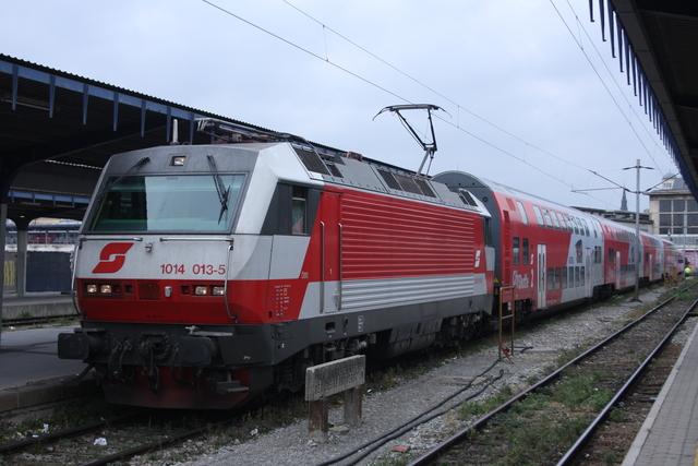 1014 013-5 Wien Südbahnhof