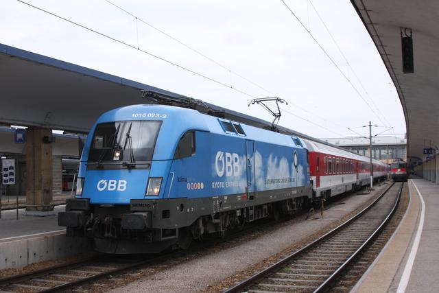 1016 023-2 Wien Westbahnhof