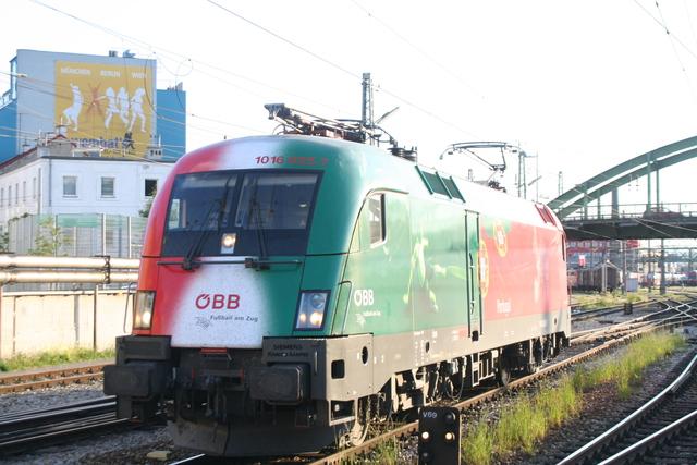 1016 025-7 Portugal Taurus Wien Westbahnhof