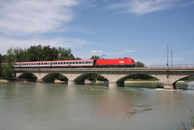 1016 037-4 Salzburg Saalachbrücke