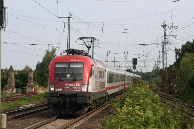 1016 047-1 #Winer Städische Hannover-Bismarkstraße