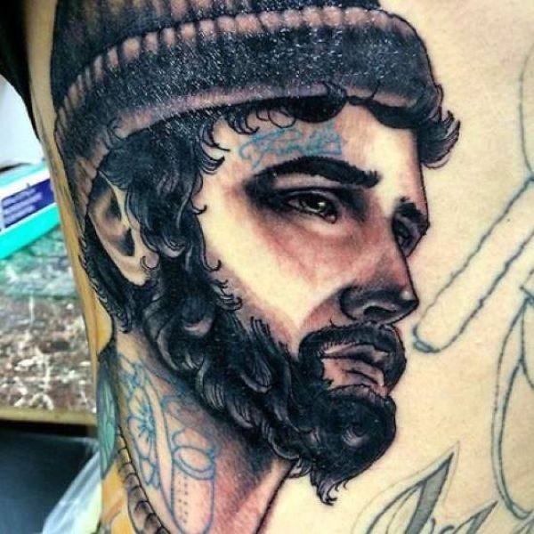 Świetne tatuaże #3 9
