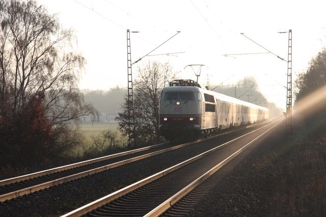 103 245-7 bei Wunstorf