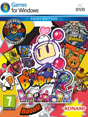 [PC] Super Bomberman R (2018) Multi - SUB ITA