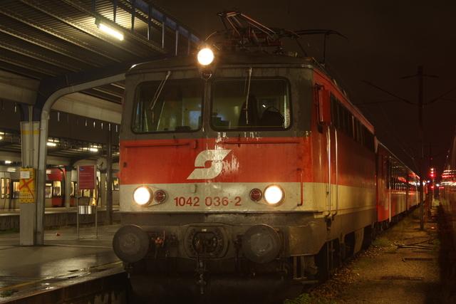 1042 036-2 Wien Südbahnhof