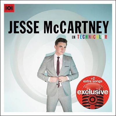 Jesse McCartney - In Technicolor [Target Deluxe Edition] (2014) .mp3 - 320kbps