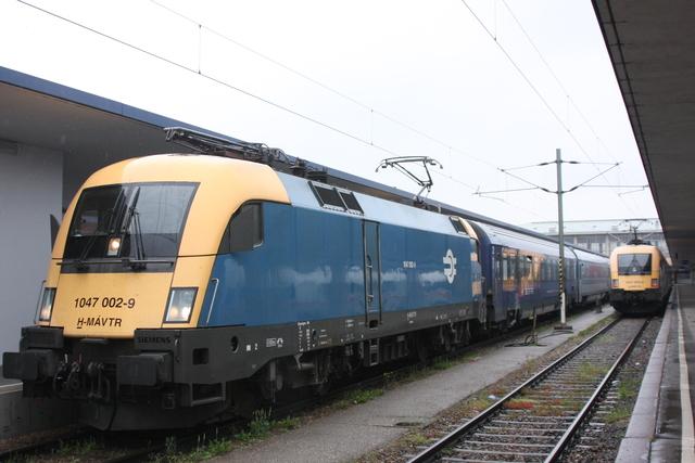 1047 002-9 Wien Westbahnhof