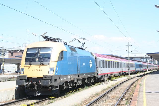 1047 003-7 Wien Westbahnhof