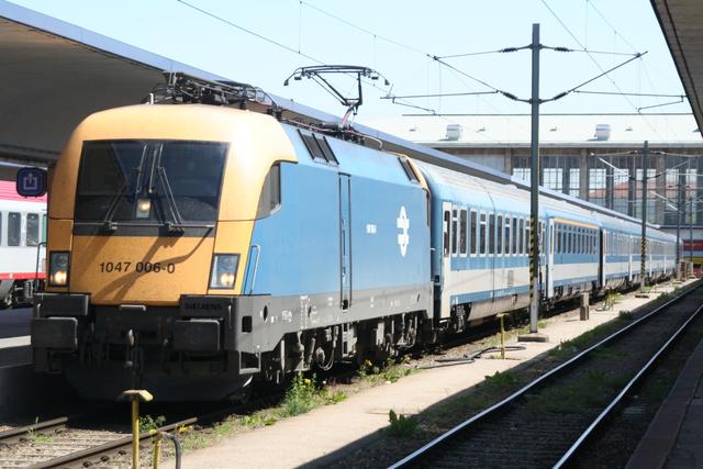 1047 006-0 Wien Westbahnhof