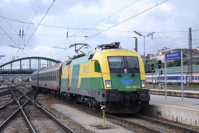 1047 503-6 Wien Westbahnhof