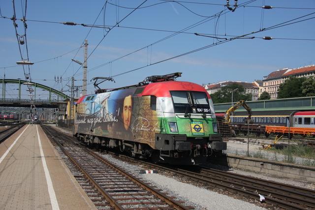 1047 505-1 Wien Westbahnhof