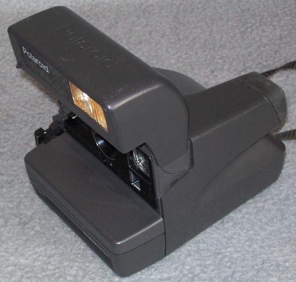 polaroid 636 autofocus instantan s cam ra instantan s cam ra avec neuf dans sa bo te vintage ebay. Black Bedroom Furniture Sets. Home Design Ideas