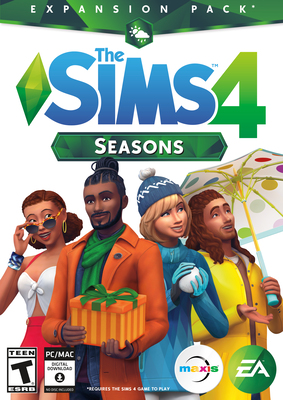 [PC] The Sims 4: Seasons (2018) Multi - SUB ITA